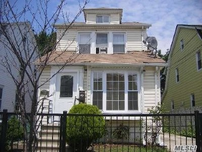 Queens Village Single Family Home For Sale: 209-55 112 Rd