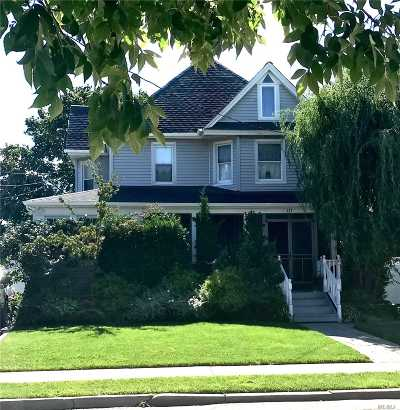 Freeport Single Family Home For Sale: 417 Southside Ave
