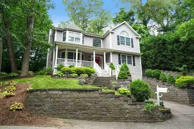 Oyster Bay Single Family Home For Sale: 70 McCouns Ln