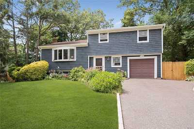 Selden Single Family Home For Sale: 8 Biscayne Dr