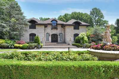 Old Westbury Single Family Home For Sale: 7 Mansion Dr
