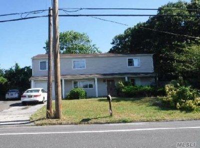 S. Setauket Single Family Home For Sale: 53 Betty Ann Dr