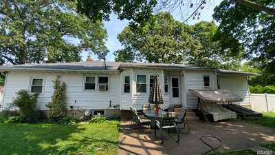 Selden Single Family Home For Sale: 18 Laurelton Ave