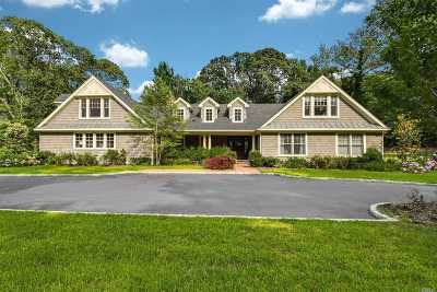 Centerport Single Family Home For Sale: 2 Hollise Ct