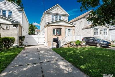 Queens Village Single Family Home For Sale: 91-08 218th Pl