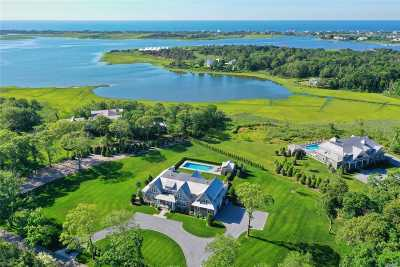 Quogue Single Family Home For Sale: 22 Bay Rd