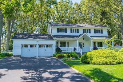 Commack Single Family Home For Sale: 6 Raven Dr
