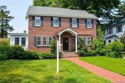 W. Hempstead Single Family Home For Sale: 22 Chamberlain Rd