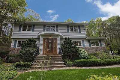 Dix Hills Single Family Home For Sale: 10 Cupid Ct