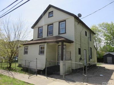 Westbury Single Family Home For Sale: 351 Sheridan St