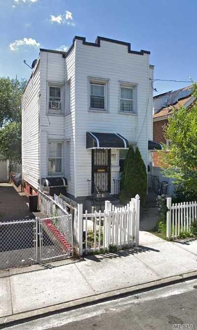 Jamaica Multi Family Home For Sale: 107-16 171st Street