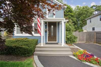 Sayville Single Family Home For Sale: 17 Roosevelt Ave