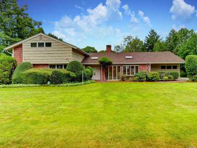 Great Neck Single Family Home For Sale: 25 School House Ln