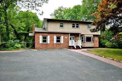Setauket Single Family Home For Sale: 2 Harmony Ln