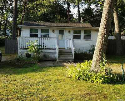 Selden Single Family Home For Sale: 5 Bellaire Ave