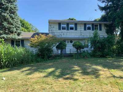 Setauket Single Family Home For Sale: 10 Park St