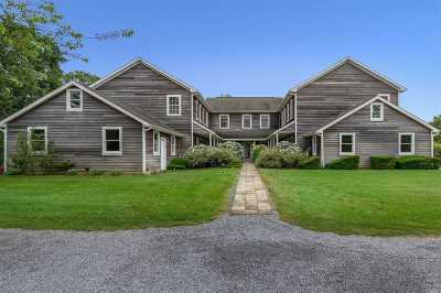 Southampton Condo/Townhouse For Sale: 39 Potato Field Ln