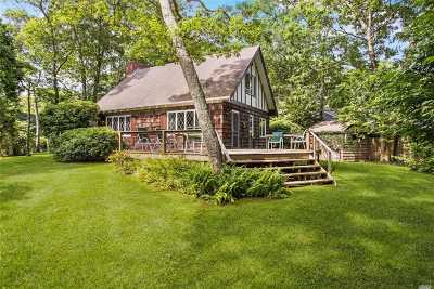 E. Quogue Single Family Home For Sale: 55 Eisenhower Dr
