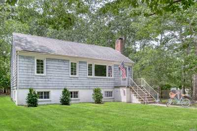 East Hampton Single Family Home For Sale: 102 Camberly Rd