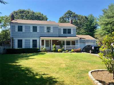 Smithtown Single Family Home For Sale: 6 High Gate Ct