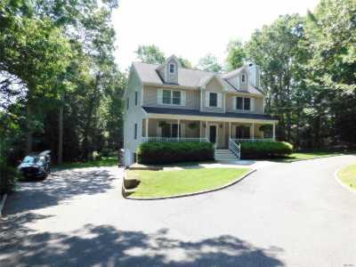 Calverton Single Family Home For Sale: 338 Fresh Pond Ave