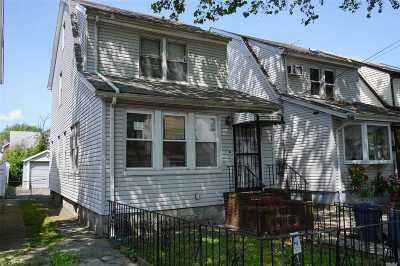 Hillcrest Single Family Home For Sale: 80-24 162 St