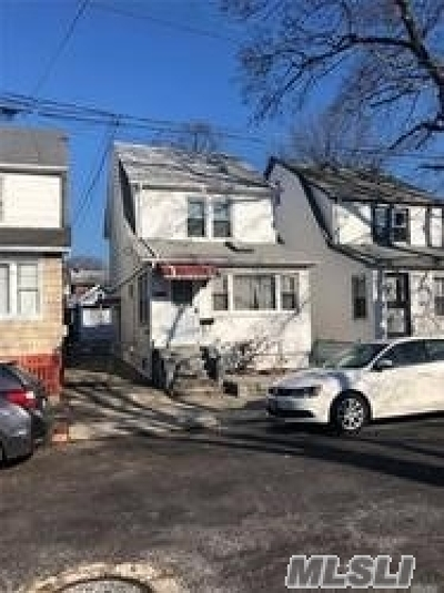 Flushing Single Family Home For Sale: 165-11 78th Ave