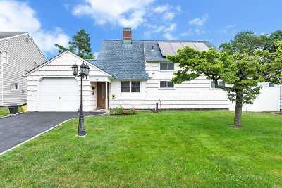 Hicksville Single Family Home For Sale: 45 Arcadia Ln