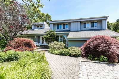 Dix Hills Single Family Home For Sale: 7 W Scenic View Ct