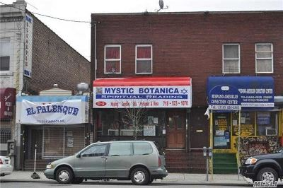 Jamaica Commercial Lease For Lease: 172-22 Jamaica Ave