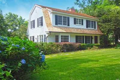 Setauket Single Family Home For Sale: 152 Old Field Rd