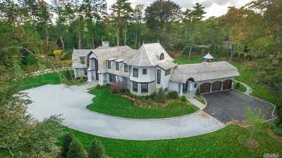 Old Westbury Single Family Home For Sale: 2 Hidden Pond Dr