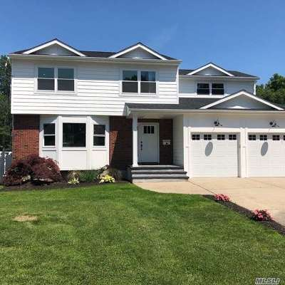 Wantagh Single Family Home For Sale: 1407 Wagner St