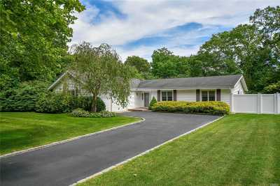 S. Setauket Single Family Home For Sale: 73 Patricia Ln