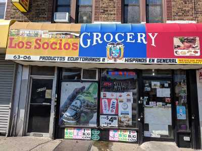 Queens County Business Opportunity For Sale: 63-06 Broadway