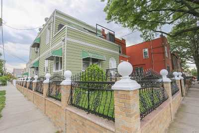Single Family Home For Sale: 94-22 25th Ave