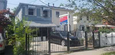Jamaica Single Family Home For Sale: 155-15 114th Rd