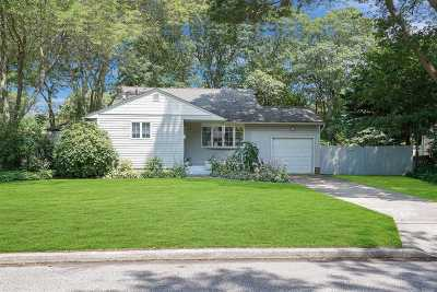 Sayville Single Family Home For Sale: 28 Ronald Ln