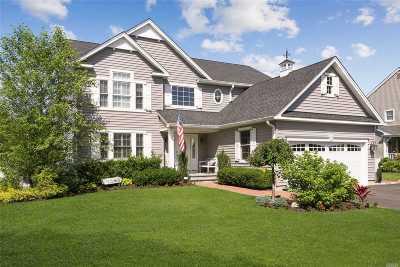 Greenlawn Single Family Home For Sale: 1 Cherub Ct