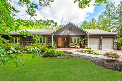 Dix Hills Single Family Home For Sale: 36 Hunting Hill Dr
