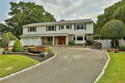 Smithtown Single Family Home For Sale: 24 Veronica Ct