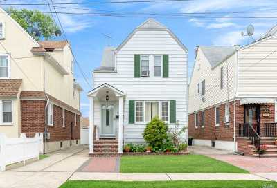 Queens Village Single Family Home For Sale: 90-52 210th Pl