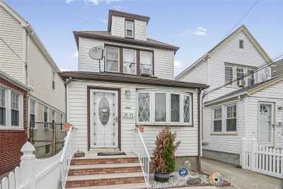 Queens Village Multi Family Home For Sale: 89-09 219 St