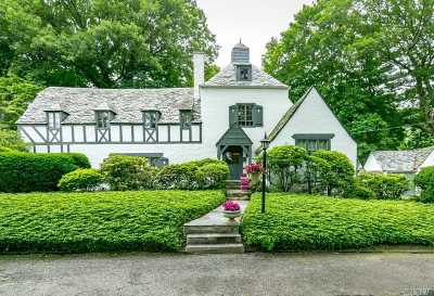 Great Neck Single Family Home For Sale: 200 Overlook Ave