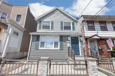 Maspeth Single Family Home For Sale: 53-60 72 St