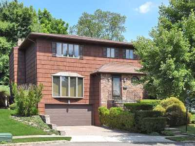 Great Neck Single Family Home For Sale: 31 Edgewood Pl