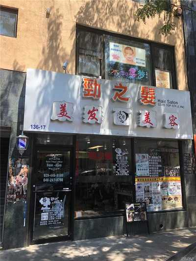 Flushing Business Opportunity For Sale: 136-15 37 Ave