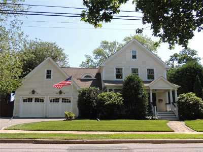 Wantagh Single Family Home For Sale: 3388 Stratford Rd