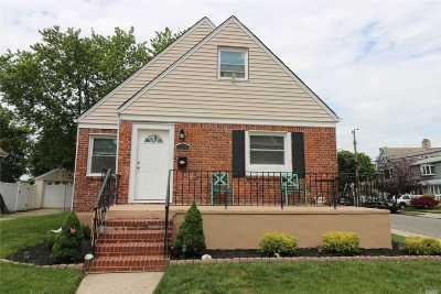 Far Rockaway NY Single Family Home For Sale: $530,000
