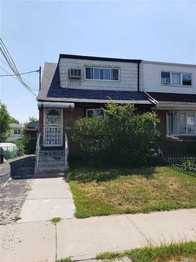 Jamaica Multi Family Home For Sale: 129-15 144 St